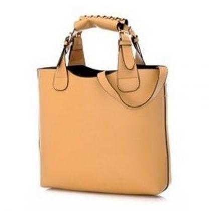 Vintage Style Handbag in 6 Colors
