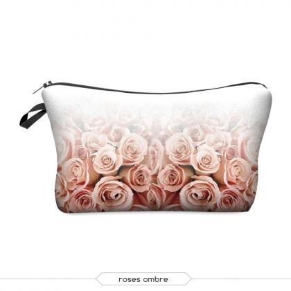 3D Printing Large Cosmetic Bag Fas..