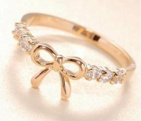 Cute Diamond Embelli..