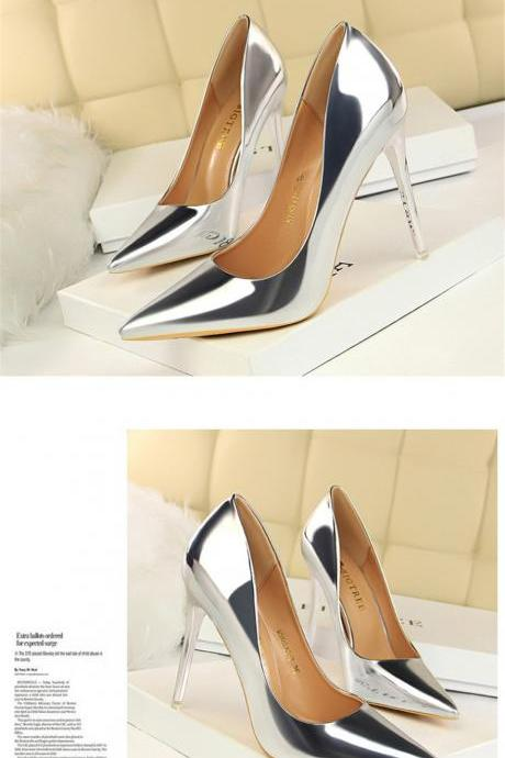 Sexy Pointed Toe High heels Fashion Shoes